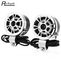 AV M183 Paired Motorcycle Loudspeaker Car HiFi Full Range Speaker Water Resistance With Universal Style Easy