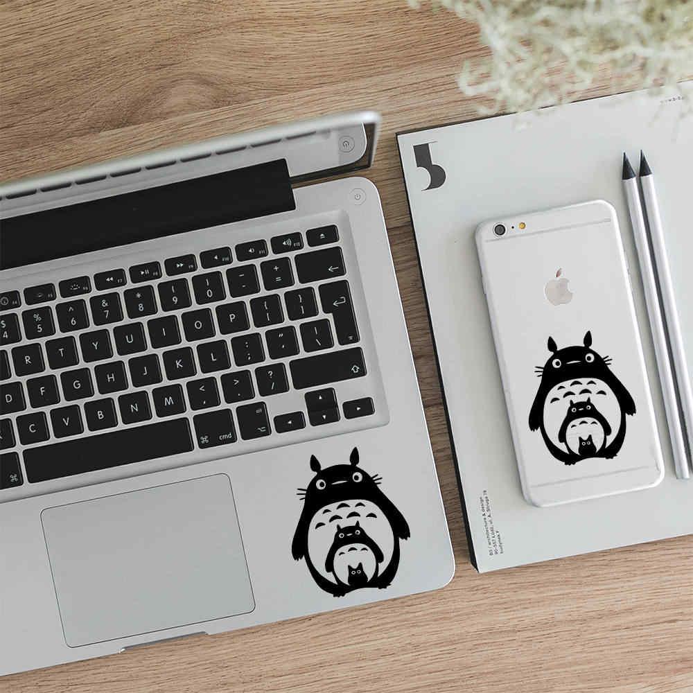 トトロ漫画のキャラクターリムーバブル小さなステッカー壁紙ステッカーnetbookのラップトップビニールの壁のステッカー電話アートポスターl843 ウォール ステッカー Gooum
