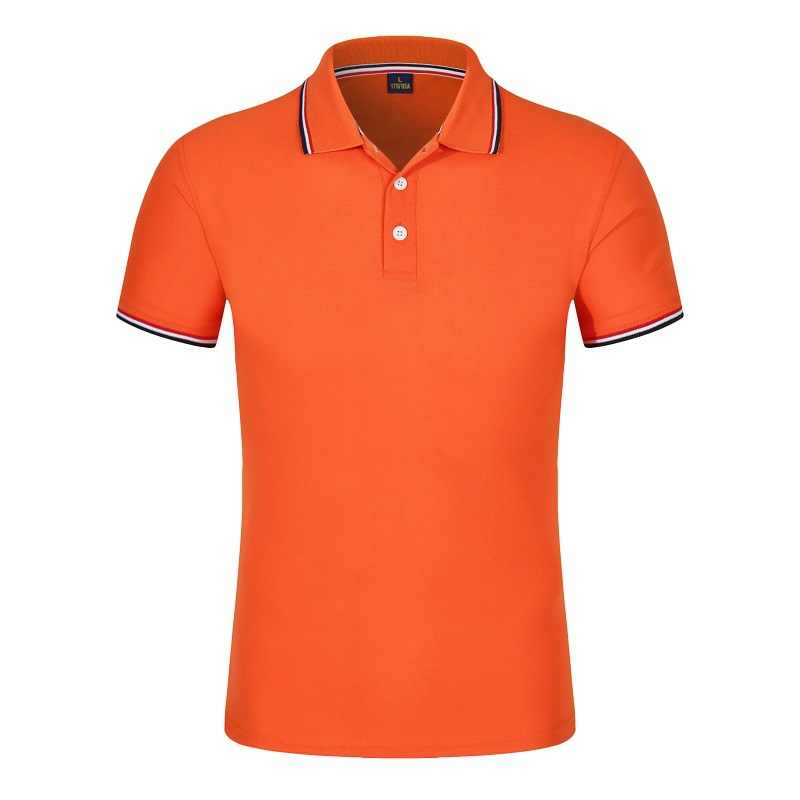 2019 Summer New Arrival Short Sleeve Shirt Men Fashion Brand Polo Shirts For Men Brand jerseys Cotton Casual Fit Tops
