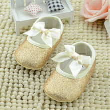 CHAMSGEND Baby Shoes Glitter Sneaker Anti-slip Soft Sole Toddler Fashion Tops 2017 Oct1 Drop shipping