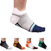 Nxy mens cinco dedos Calcetines 5 par/set redondo Calcetines para hombres de alta calidad confort hombres regalo calcetín suave hombres calcetines