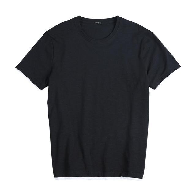 SIMWOOD Summer T Shirt Men...