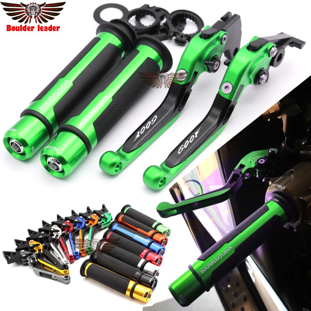 Pour Honda CBR600F CBR 600F 600 F 2011-2014 2013 2012 CNC Moto Pliant Réglable Extensible Embrayage De Frein Leviers Vente chaude