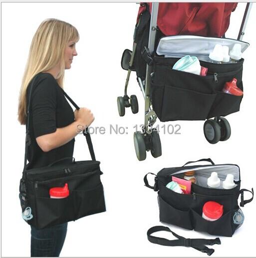 Cochecitos de bebé botellas bolsas cambio de pañales bolsas de pañales artículos engranaje accesorios Stuff suministros productos