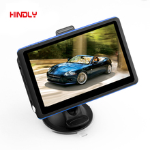 Car GPS Navigation 5 inch HD Touchscreen Navigator SAT NAV MP3 FM 256MB 8GB Europe Map Russia France Belarus Austria Ukraine etc