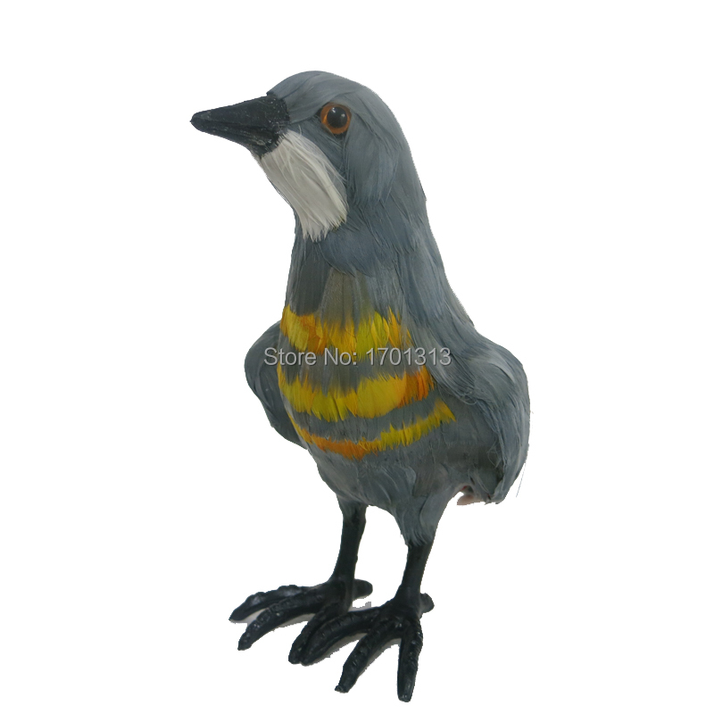 Special decoration Cuckoo bird model Family personalized decorative Figurines