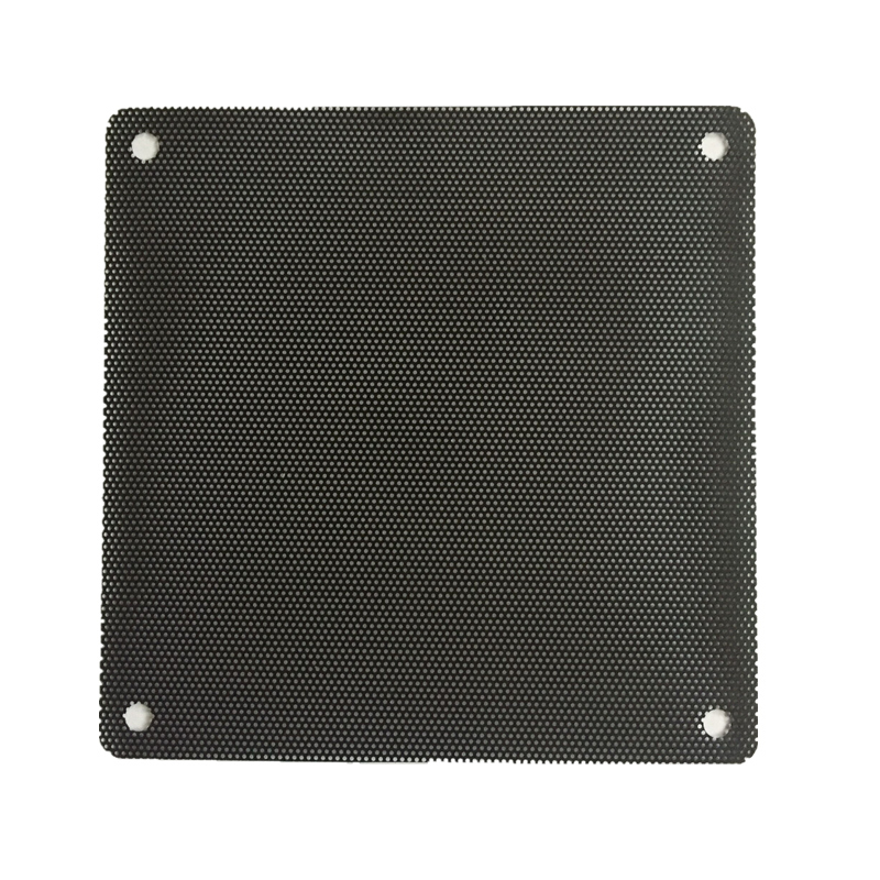 Image 3 - 5pcs/lot 8cm 9cm 12cm 14cm Computer Mesh PVC PC Fan Dust Filter Dustproof Case Computer Mesh Cover Chassis dust cover 120mm 80mm-in Fans & Cooling from Computer & Office