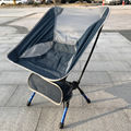 Wholesale Price Portable Aluminium Alloy Chair Outdoor Camping Chair Fishing Chair Loading 150KG
