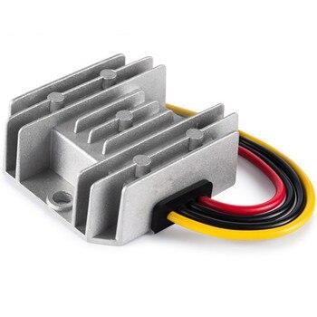 цена на 24V to 12V 5A 60W DC DC Converter Transformer Step Down Buck Module Voltage Reducer Switching Power Supply for LED Car Solar TV