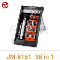 JAKEMY JM 8151 38 In 1 Portable Hardware Hand Tools Set Precision Screwdriver Set Multifunction Tablet