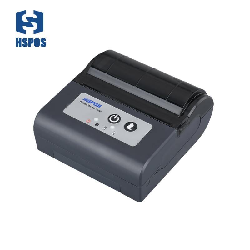 New thermal printer 80mm portable bluetooth handheld pos receipt printing machine for mobile business bill impressora serial port best price 80mm desktop direct thermal printer for bill ticket receipt ocpp 802