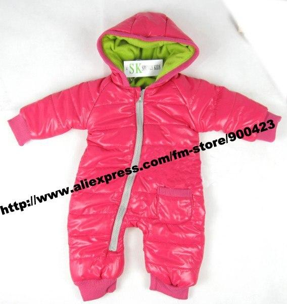 Детский зимний комбинезон, детский зимний комбинезон, детский комбинезон, одежда для малышей