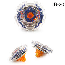 Beyblade 3052 B20 Launcher Metal Fusion 4D With Original Box Spinning Top Gifts Toys D