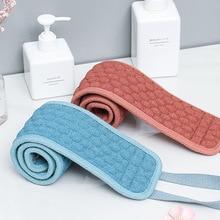 FOURETAW mode doux brosse de bain baignoire baignoires Cool boule bain serviette épurateur corps nettoyage maille douche lavage éponge produit