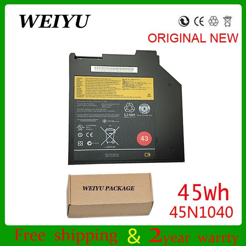 DVD Ultrabay battery 45N1040 for Lenovo thinkpad T400 T400S