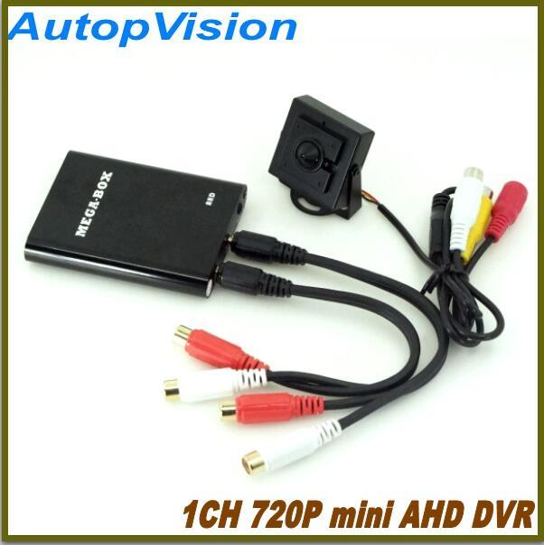 NEW HD 720P 1Ch Mini AHD DVR Car Bus Home Used 1 Channel font b CCTV