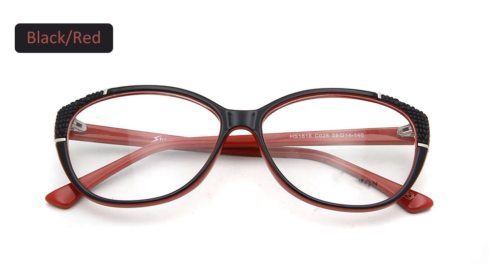 eyeglasses  red