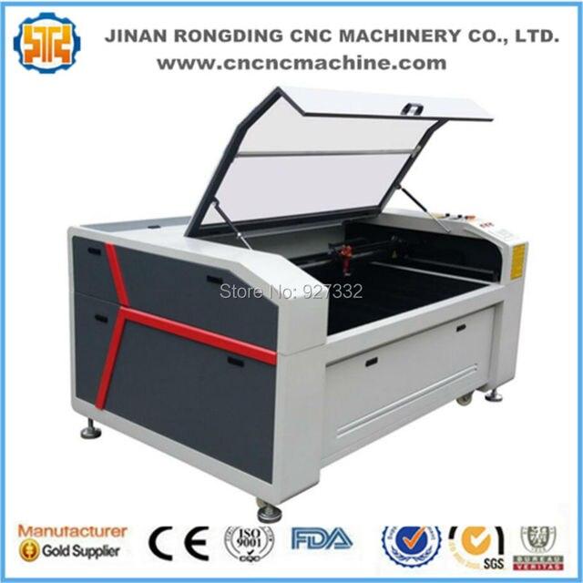 Lifting table foam board laser cutting machine, table top laser cutting and engraving machine