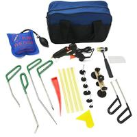 PDR Kit Dent Remover PDR Tools Paintless Dent Repair Tools PDR Rods Glue Dent Puller With