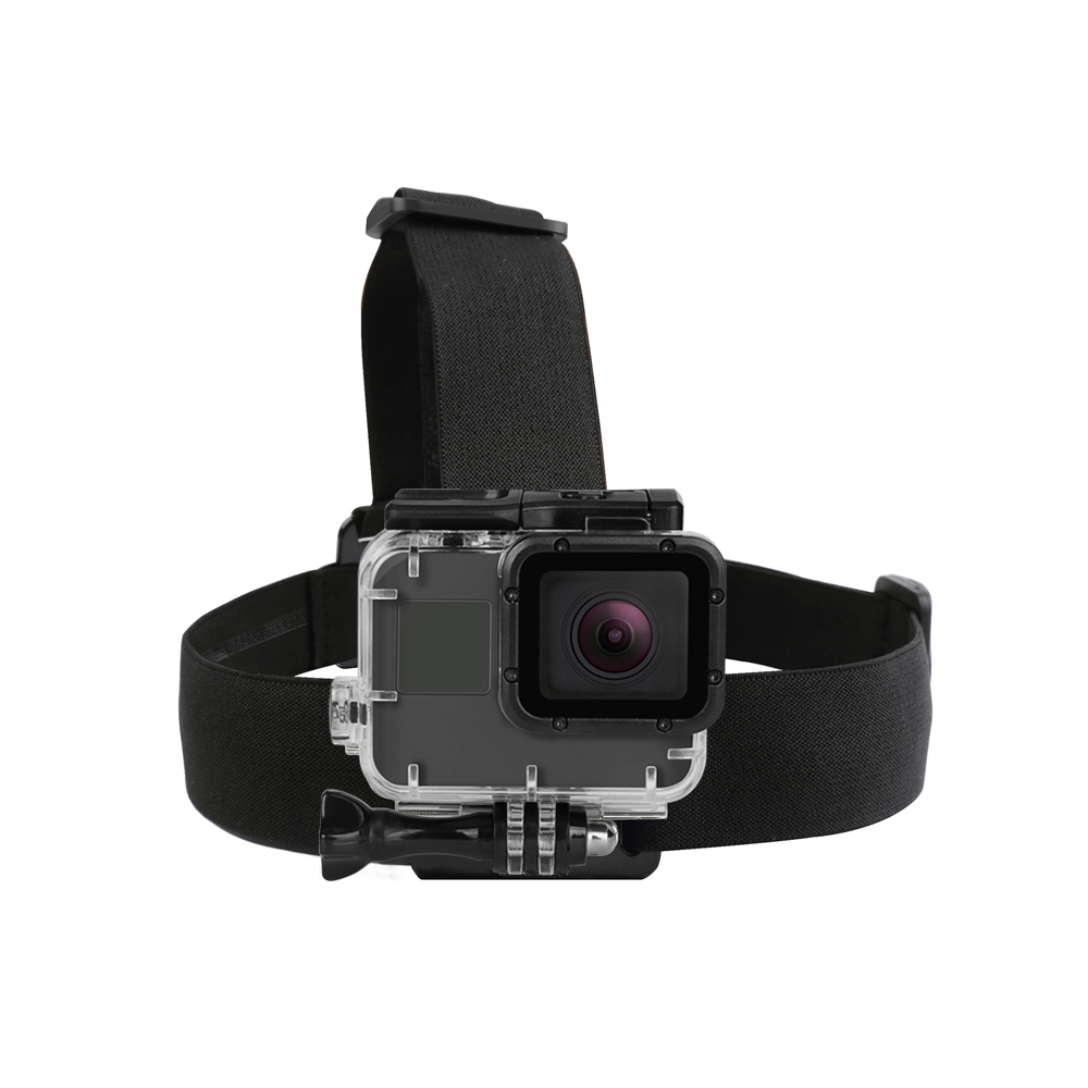 SHOOT Elastic Harness Head Strap för GoPro Hero 7 5 6 3 4 Session - Kamera och foto - Foto 5