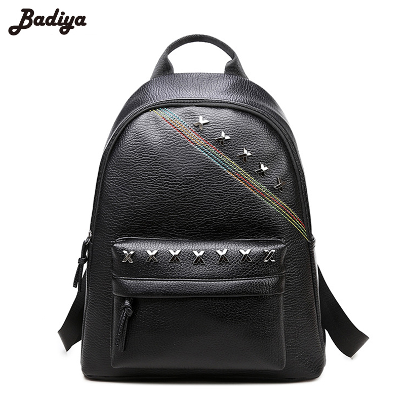 New Fashion Large Capacity Women Bags Travel Handbag Charms Sequined Double Straps School Backpack Girls PU Leather Duffle Bag