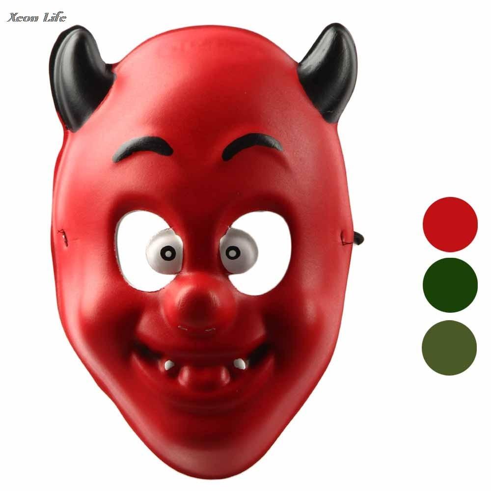 2017 New Arrival Happy Halloween Venetian Masquerade Halloween Mask Mysterious Ball Mask Funny Diversity Fancy Ball Mask