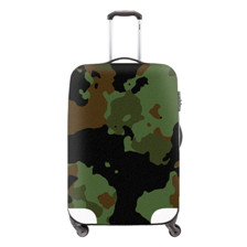 7 Brand Elastic Rose Print Waterproof Protective Luggage Cover For Travel 18-30 inch Trolley Suitcase Dust Rain Cover Retial