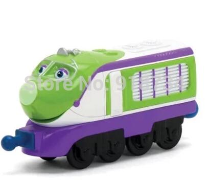 100 original Learning Curve Chuggington Diecast Train Toy RAILWAY KOKO free shipping