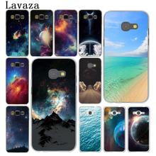 Lavaza Air Langit Alam Semesta Planet Street Case untuk Samsung Galaxy A6  A8 Plus 2018 Grand Prime Note 8 9 a3 A5 2015 2016 2017 474d20df3a