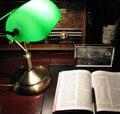 Desk lamp lâmpada de leitura led Xangai Velho do vintage decoração da lâmpada lâmpada oftalmologia abajur parágrafo quarto candeeiros de mesa para sala de estar