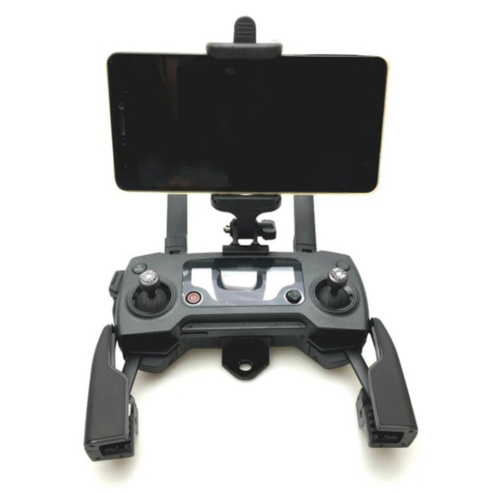 Replacement DJI Mavic Pro & Spark Drone stand Bracket Smartphone Monitor  hand Holder Mount remote control clip-in Drone Accessories Kits from  Consumer
