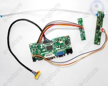 NT68676(HDMI+DVI+VGA)LCD Driver Board Lvds Inverter Converter Monitor Kit for 1280X800 LP154WX7(TL)(B3) LP154WX7-TLB3
