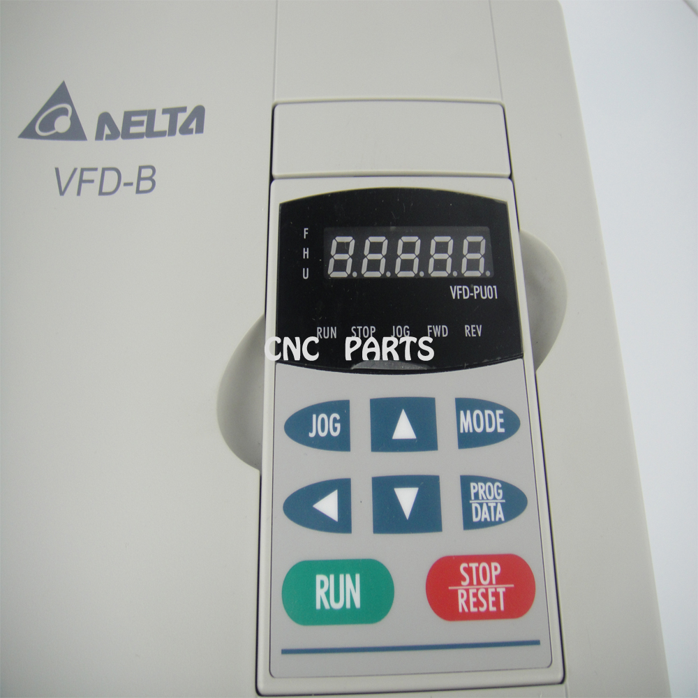 Delta VFD075B43A AC Drive VFD-B Series Inverter 7.5KW 10HP 380V 3Phase 400Hz For Woodcarving Washing Machine