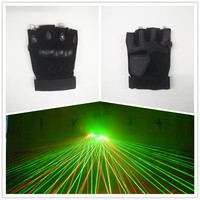 Factory Price New Arrived Chiristmas Red Green Laser Man Gloves stage laser show led laser gloves