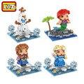 LOZ сказка принц блоки эго звездных войн duplo лепин Мстители игрушки наклейки playmobil castle orbeez рисунок куклы кирпич