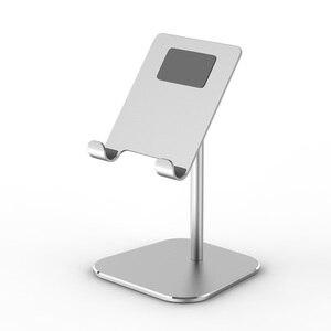 Image 2 - נייד טלפון Tablet רב פונקצית שולחן העבודה סטנד אוניברסלי מתכוונן נייד שולחן טלפון מחזיק עבור Samsung Iphone X XS מקסימום