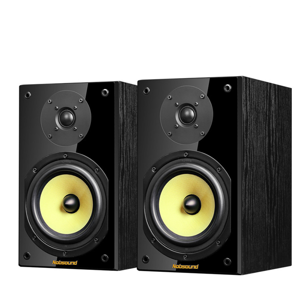 HIFI sound Amplifier quality Middle bass 6.5 inch bullet head speaker + 3 inch high voice speaker combination Nobsound NS-2000 h 019 fountek fr88ex full range 3 inch hifi speaker amplifier speaker hot sale 84 3db 1w 1m