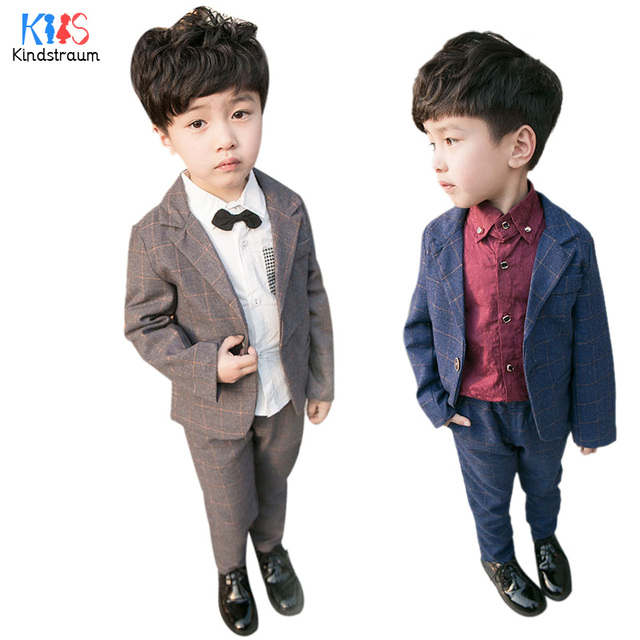 Aliexpress.com : Buy Kindstraum Toddler Boys Wedding Suits 12M 6Y ...