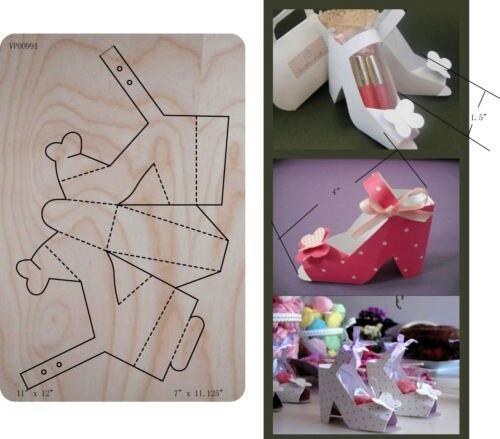 Boîtes à chaussures et matrices en bois pour muyu, nouveau-in Matrices à découper from Maison & Animalerie    1
