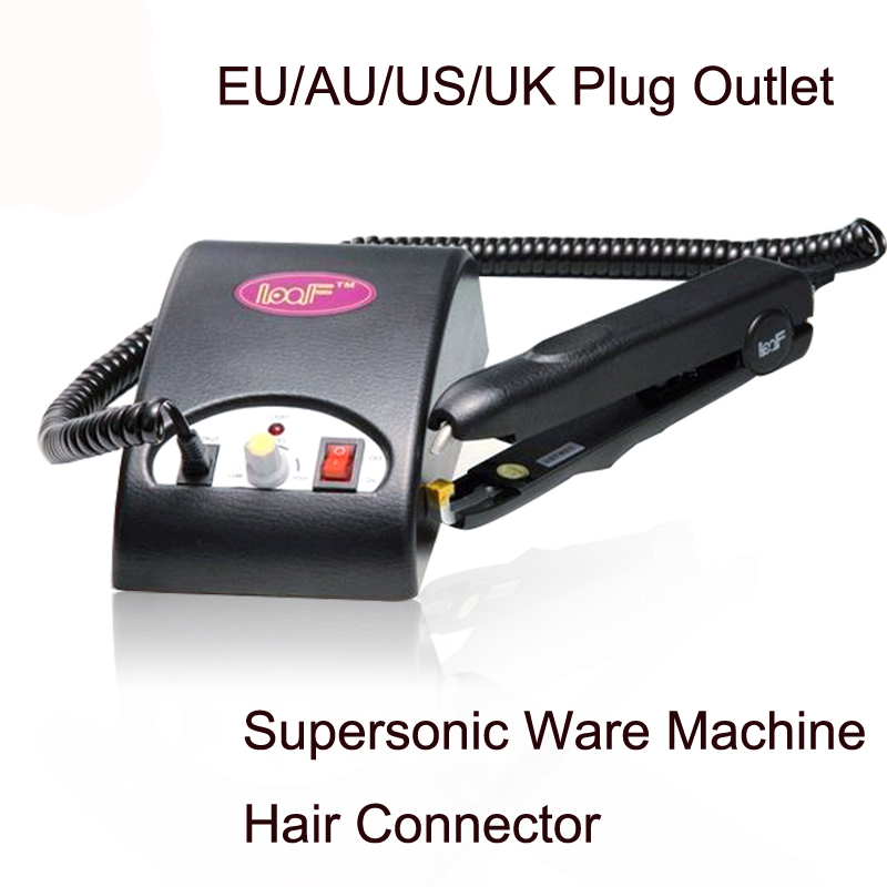 ultrasonic cold fusion hair extensions machine