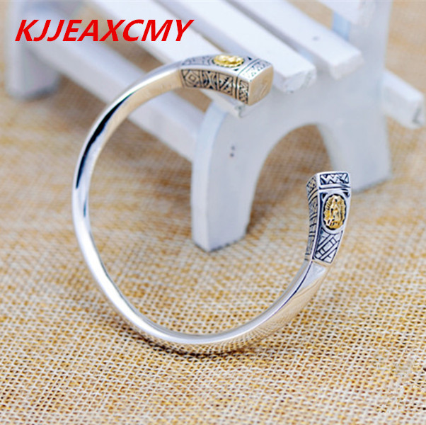 KJJEAXCMY The character of silver  jewelry wholesale S925 virgin Maria BraceletsKJJEAXCMY The character of silver  jewelry wholesale S925 virgin Maria Bracelets