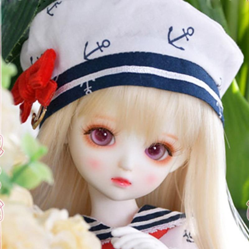 Новое поступление, полный комплект, 1/6 BJD кукла BJD/SD, милая кукла с глазами для девочки, подарок на день рождения|Куклы|   | АлиЭкспресс