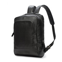 Genuine Leather Backpack Men Leather Genuine Shoulder Bag Backpack Men Vintage