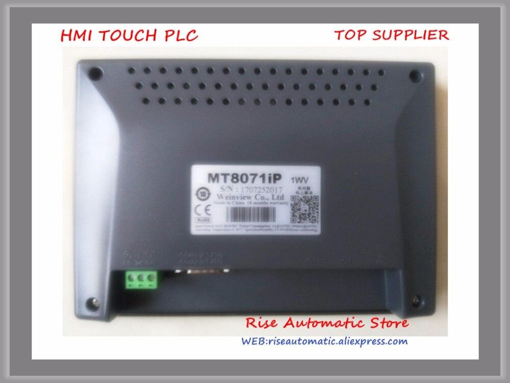 Оригинальный Новый MT8071IP 7 дюймов 800*480 Ethernet 1 usb хост