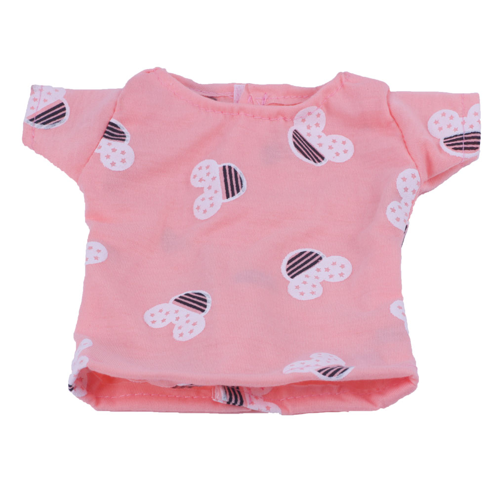 Doll clothes, 4 different styles of T-shirts for the 18 inch American Girl Doll wear / best gift