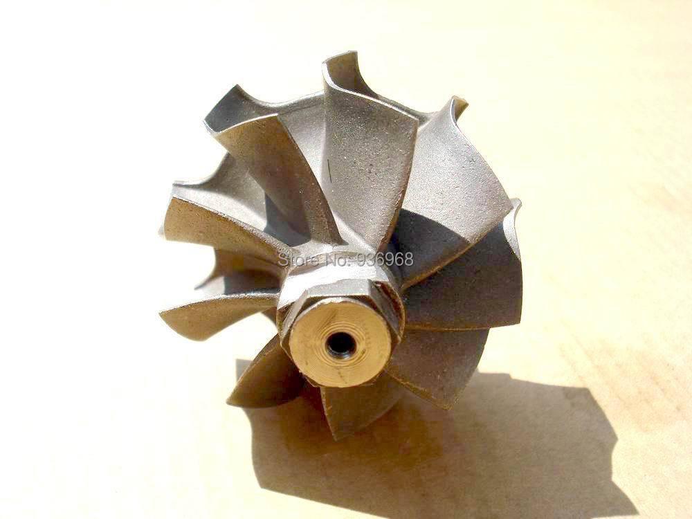 GT25 Turbine wheel size 39.4mm*43mm  Turbo part 717478 0001 717478 0002  717904 0001 717904 0029 AAA Turbocharger Parts|wheels wheel|parts turbocharger|wheels parts - title=