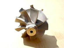 GT25 Турбины колеса размер 39.4 мм * 43 мм, Turbo частей 717478-0001,717478-0002, 717904-0001,717904-0029 ААА Частей Турбокомпрессора