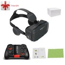 Bobovr Z4 мини VR Очки VR коробка 2.0 виртуальной реальности очки 3D очки Google картона Bobo VR гарнитура для 4.3 -6.0 смартфон