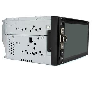 Image 5 - HEVXM 2126 6,2 дюйма автомобильное радио Многофункциональный dvd плеер Bluetooth автомобильный DVD плеер 2 Din автомобильный DVD плеер Реверсивный приоритет
