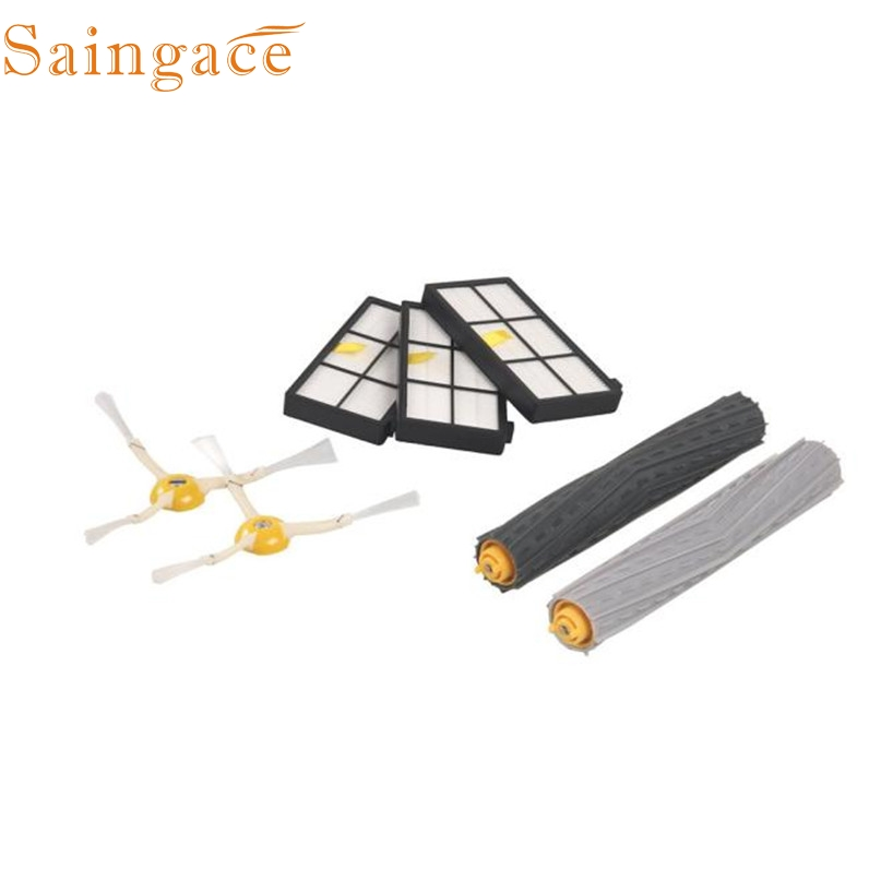 Home Wider Hot Selling Replacement Kits For iRobot Roomba 800/900 Series Vacuum Cleaning Robots High Quality Drop Shipping Dec16